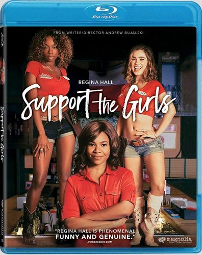 Поддержите девушек / Support the Girls (2018) BDRemux [EN / EN, Sp Sub]