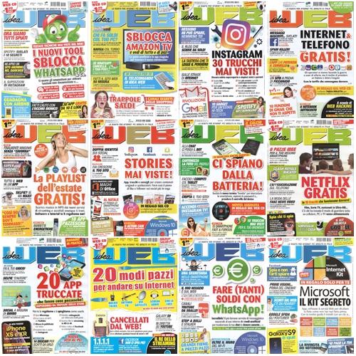 Idea Web - Collezione Completa Anno 2018