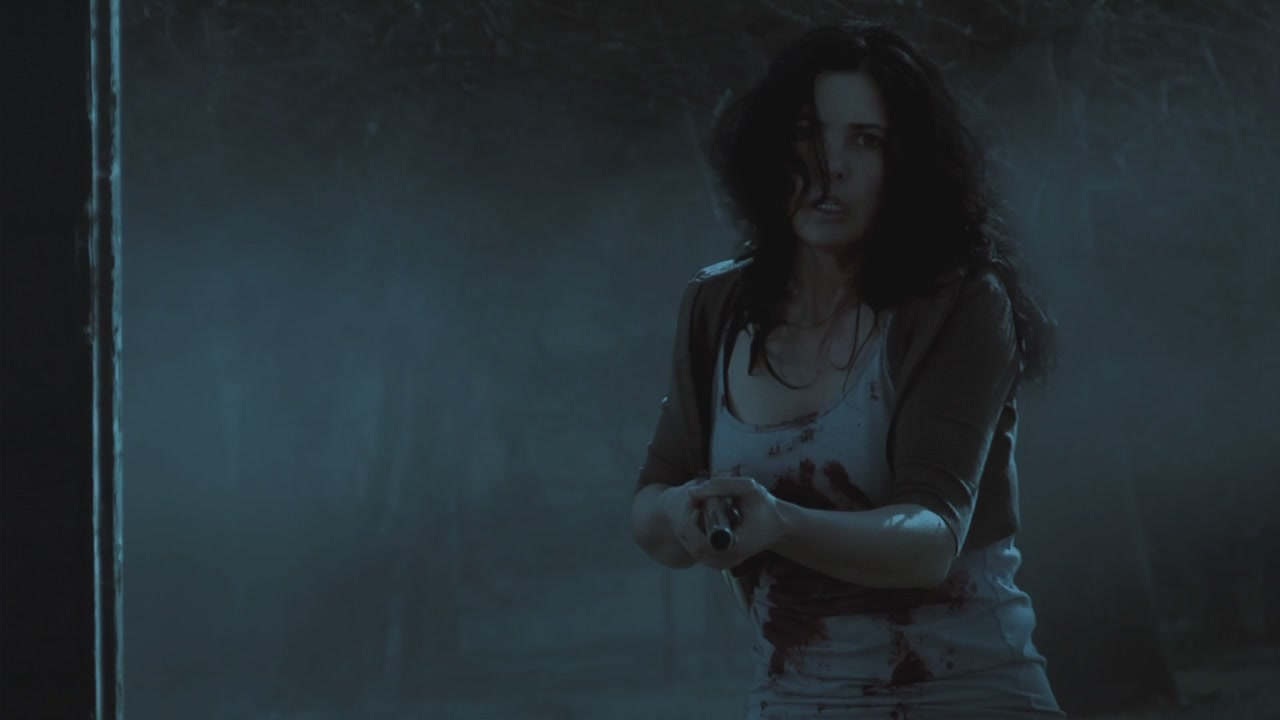 Проклятие Банши / Damned by Dawn (2009/BDRip) 720p