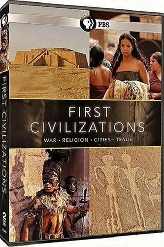Первые цивилизации / First Civilizations (2018) HDTVRip [H.264 / 1080p-LQ] (Сезон 1, серии 1-4 из 4)
