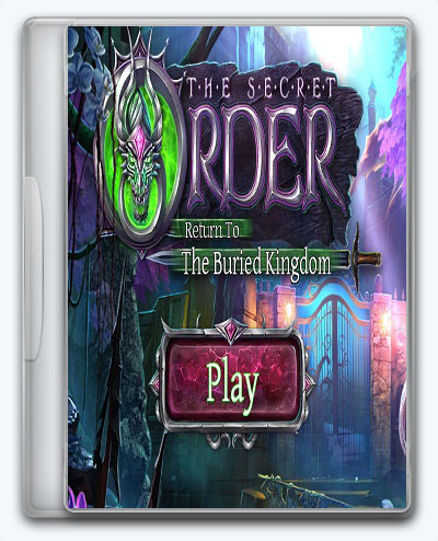 The Secret Order 8: Return to the Buried Kingdom (2018) [En] (Beta) Unofficial