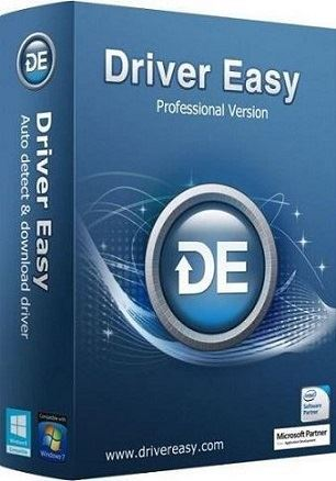 Driver Easy Pro 5.6.8.35406 [Multi/Ru]