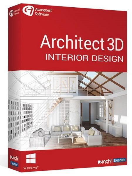 Avanquest Architect 3D Interior Design v20.0.0