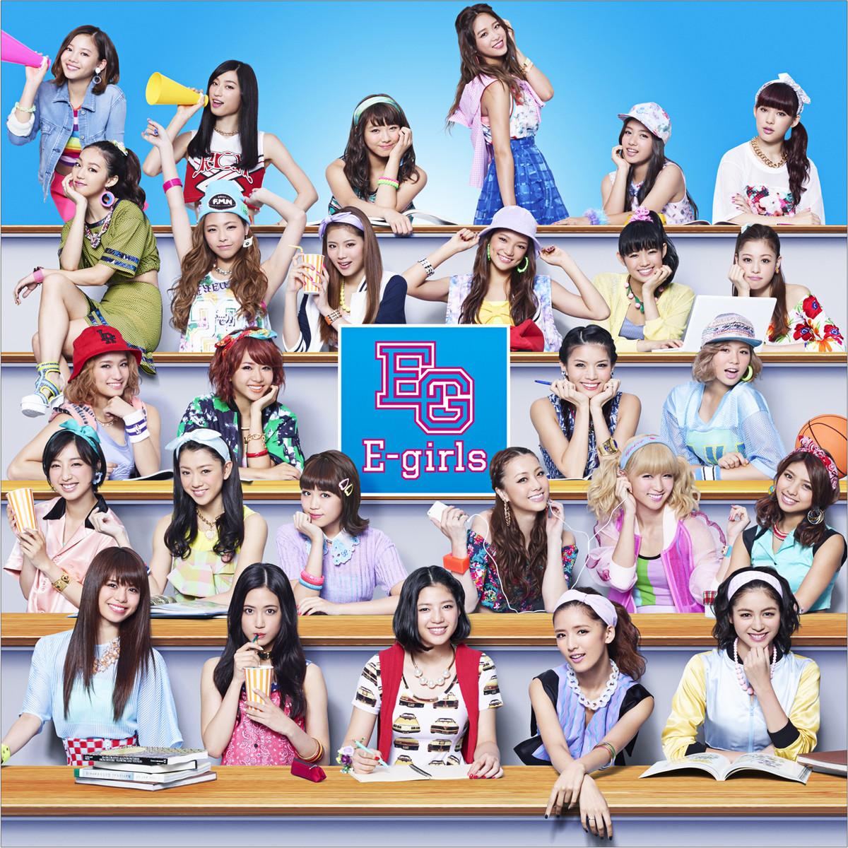 20190110.1240.15 E-girls - Highschool love cover 1.jpg