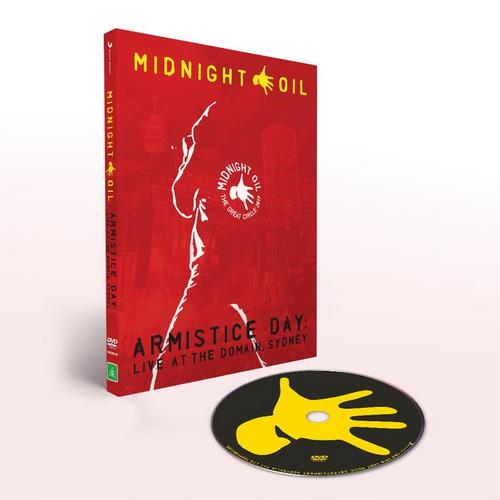 Midnight Oil - Armistice Day: Live At The Domain, Sydney (2018, Blu-ray)