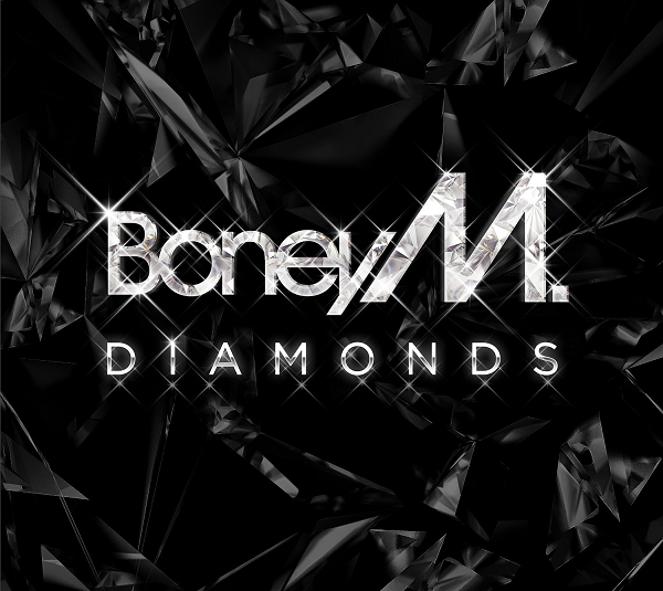 Boney M. ‎- Diamonds [40th Anniversary Edition] (2015) FLAC