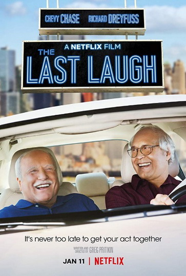 Смеяться последним / The Last Laugh (2019) WEBRip | LakeFilms