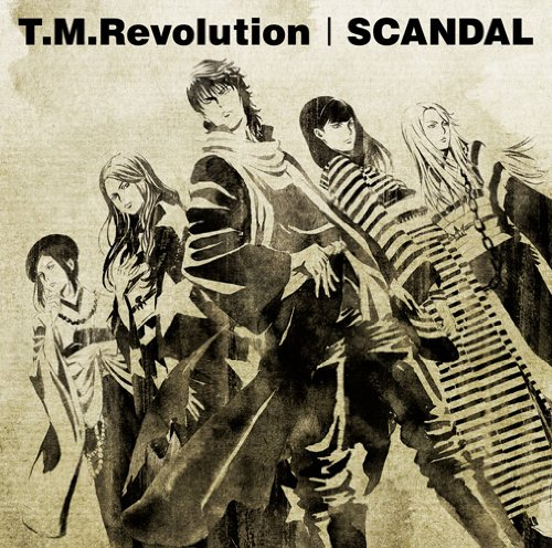 20190112.0627.28 T.M.Revolution + SCANDAL - Count ZERO ~ Runners high cover 2.jpg