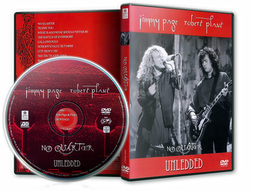Jimmy Page & Robert Plant - No Quarter - Unledded (1994, DVD9)