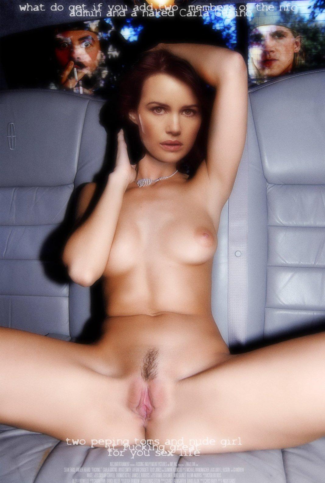 Carla Gugino Porn