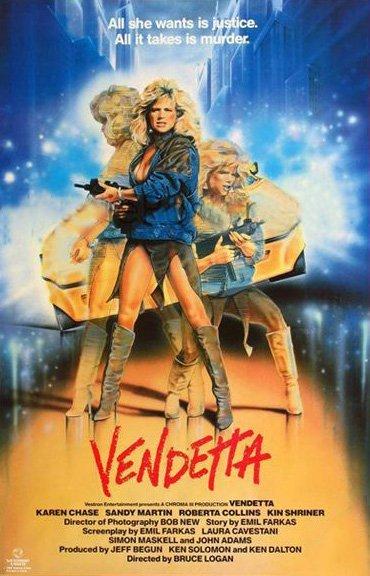 Вендетта / Vendetta (1986) BDRip 720p