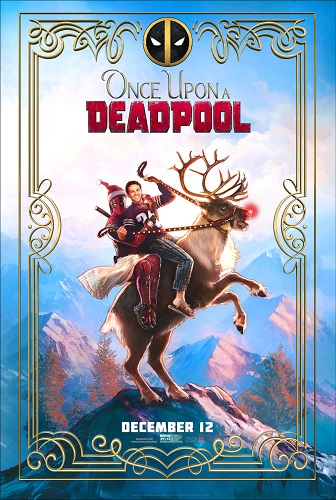 Once Upon A Deadpool 2018 1080p Bluray X264-EVO