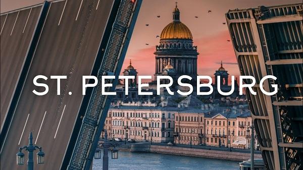 Санкт-Петербург / Saint Petersburg (2018) WEBRip 2160p