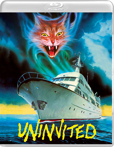 Незваный / Uninvited (1988) BDRemux 1080р