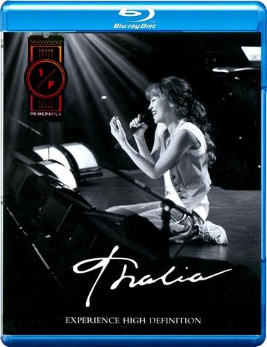 Thalia - Primera Fila (2010, Blu-Ray)