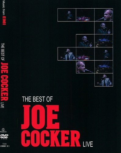 Joe Cocker - The Best Of Joe Cocker Live (2004, DVD9)