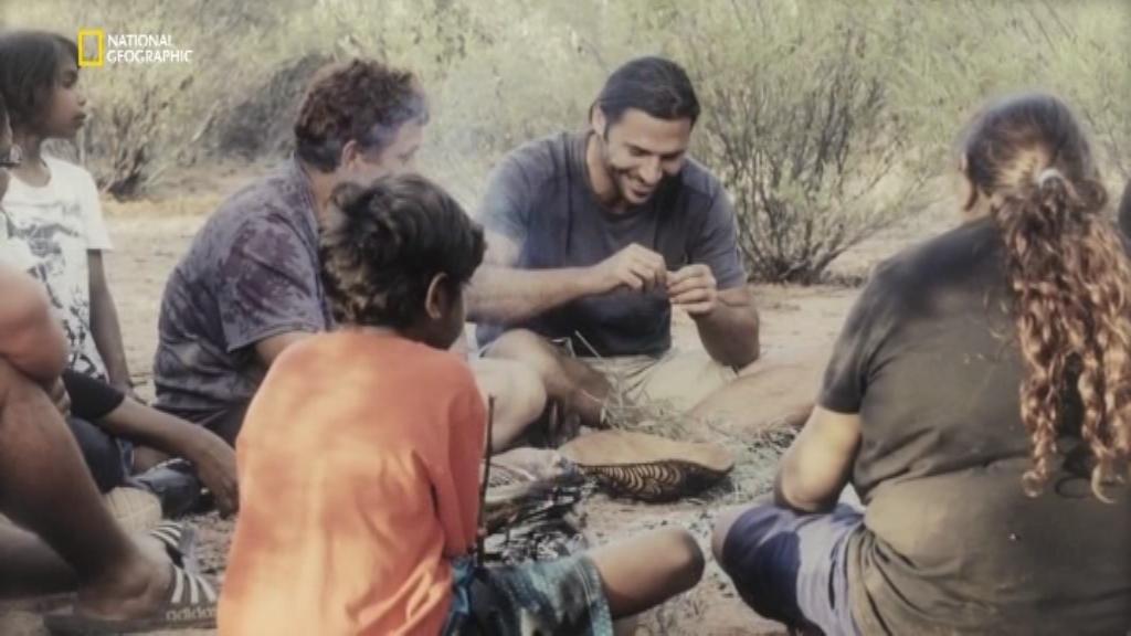 Инстинкт выживания: Пустыни / Primal survivor: Deserts (2018/DVB)
