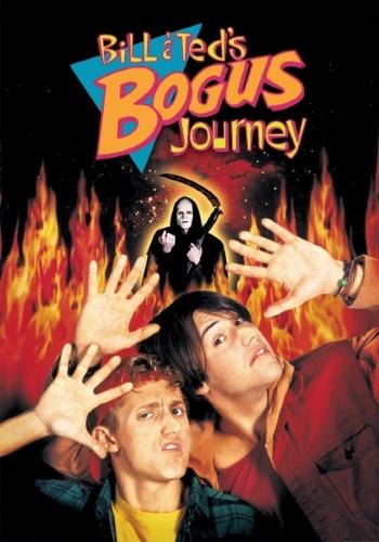Новые приключения Билла и Теда / Bill & Ted's Bogus Journey (1991) BDRip 1080p
