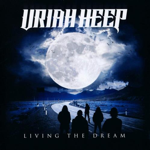 Uriah Heep - Living The Dream (2018, DVD5)