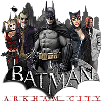 Batman: Arkham City - Game of the Year Edition (2012) PC | Repack от xatab