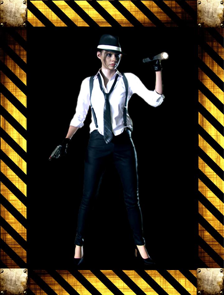 Персонажи Resident Evil 2: Remake 2156936d4122502f3a5326b922586780