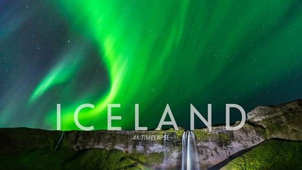 Исландия: Северное сияние / Iceland: Northern Lights (2018) WEBRip 2160p