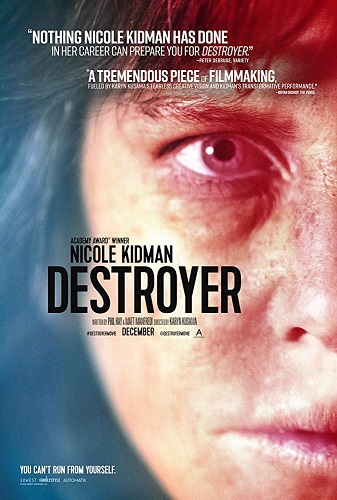 Destroyer 2019 DVDSCR XviD AC3-EVO
