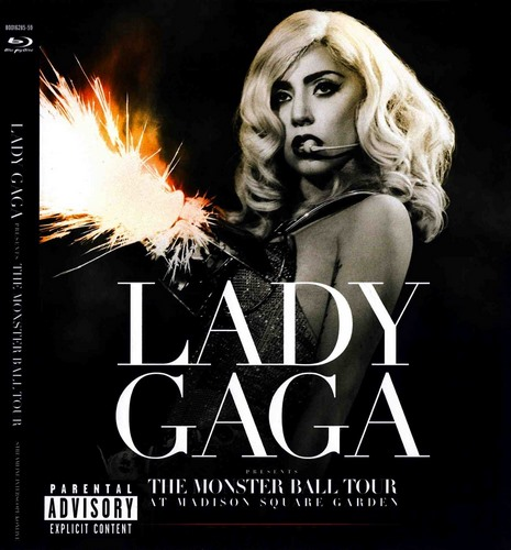 Lady GaGa Presents - The Monster Ball Tour (2011, BDRip 720p)