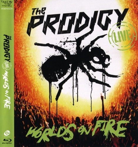 The Prodigy - Live World's On Fire (2011, Blu-Ray)