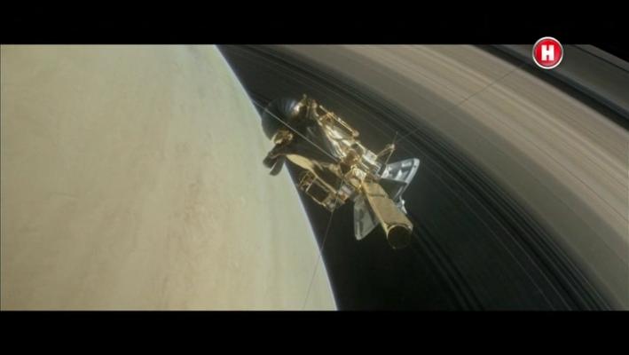 Прощай, Кассини. Здравствуй, Сатурн! / Goodbye Cassini, Hello Saturn (2017/SATRip)