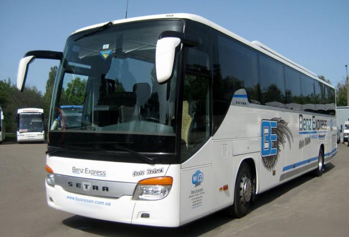 Путешествия автобусом из Киева в Лейпциг: преимущества и особенности