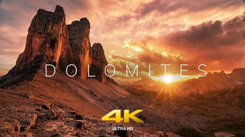 Доломиты / Dolomiti (2018) WEBRip [H.264 / 2160p] [4K, UHD]
