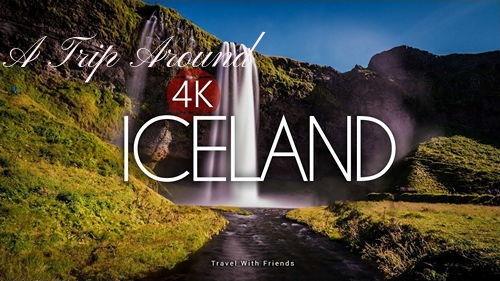 Поездка вокруг Исландии / A Trip Around Iceland (2018) WEBRip [H.264 / 2160p] [4K, UHD]