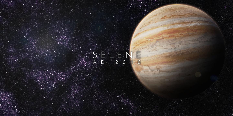 Шрифт Selene
