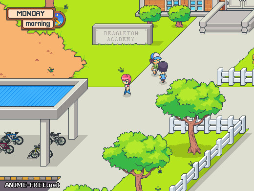 Dandy Boy Adventures [2018-2019] [Uncen] [ADV, RPG, Pixel] [ENG] H-Game