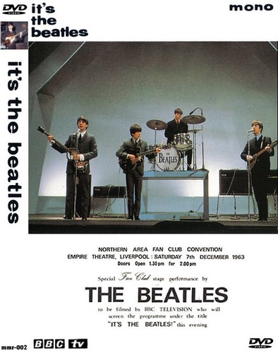 The Beatles - It's The Beatles 1963 (2016, DVD5)