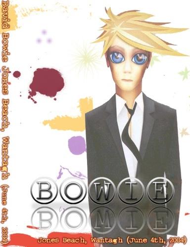 David Bowie - A Reality Tour Jones Beach, Wantagh (2004, DVD9)
