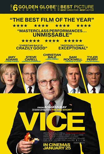 Vice 2019 1080p WEB-DL H264 AC3-EVO