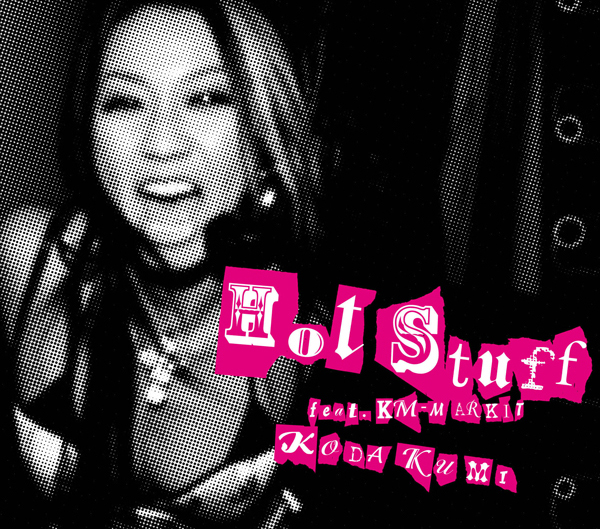 20190314.0218.07 Koda Kumi - Hot Stuff (DVD) cover.jpg
