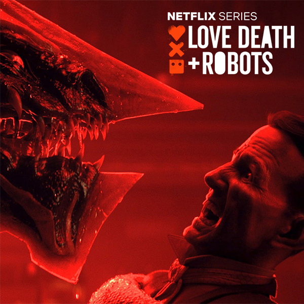 Любовь, смерть и роботы / Love, Death & Robots [S01] (2019) WEB-DLRip | BTI Studios & Пифагор