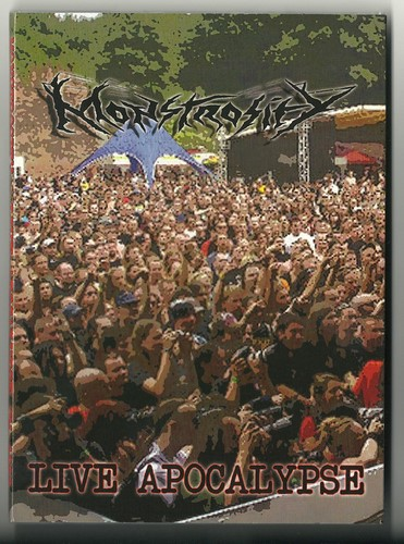 Monstrosity - Live Apocalypse (2012, DVD5)