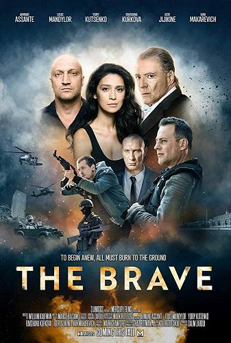 The Brave 2019 1080p WEB-DL DD5 1 H264-CMRG