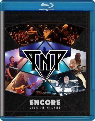 TNT - Encore: Live in Milano (2019, Blu-ray)