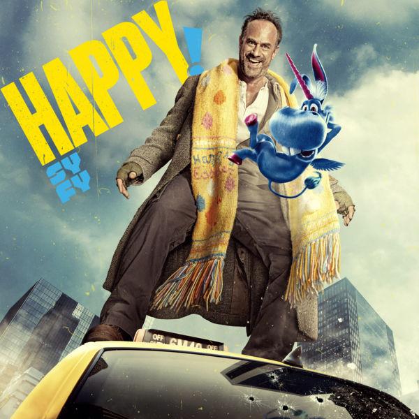 Хэппи / Happy! (2019) WEB-DLRip | LostFilm