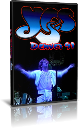 Yes - Live in Denver 1991 (2009, DVD5)