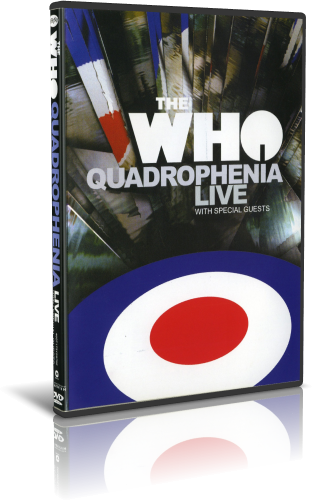 The Who - Quadrophenia Live With Special Guests 1996 (2006, DVD9)