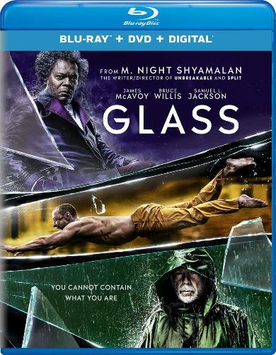 Стекло / Glass (2019) HDRip