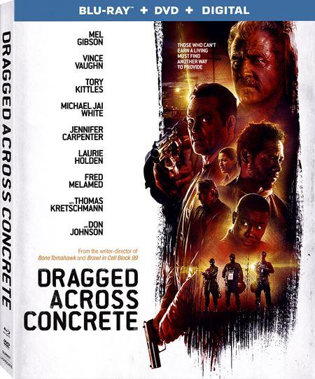 Закатать в асфальт / Dragged Across Concrete (2018) Blu-Ray Remux  1080p
