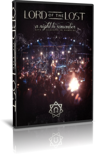Lord Of The Lost - A Night To Remember Live & Acoustic In Hamburg (2015, DVD5)