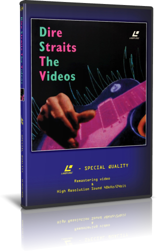 Dire Straits - The Videos (Special Quality) 1992 (2010, DVD9)